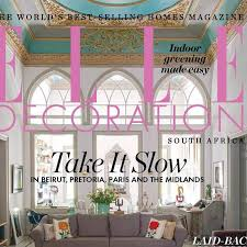 Interior Decorating Magazines South Africa by Elle Decoration South Africa Home Facebook