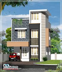100 Small Contemporary Homes House Plans Archives Kerala Model Home Plans