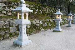 lanterne japonaise en image stock image 62854581