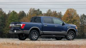 2017 Nissan Titan Review: Meeting The Bar 2016 Nissan Titan Xd 56l 4x4 Test Review Car And Driver 2018 Mini Truck For Sale Used Cars On Buyllsearch First Drive Autonxt 2005 Bing Images Trucks Pinterest Nissan Sl For Sale In San Antonio Vernon 2017 Indepth Model 2011 S King Cab Flatbed Pickup Truck Item J69 Halfton Snow Bound Pro4x Alsome Lifted Slide In Camper Forum