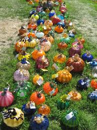 Glass Blown Pumpkins Seattle by 83 Best Glass Pumpkins Images On Pinterest Colours Confetti And