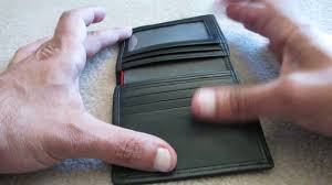 best slim wallet for men tumi alpha slimfold id wallet review