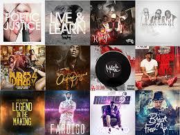 Services Album Cover Mixtape Cover etc Graphic Design Services