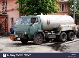 100 Maz Truck Old Soviet MAZ Truck Lorry Carries Cargo Of Liquefied Petroleum