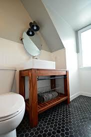 Diy Bathroom Vanity Tower by Can U0027t Find The Perfect Farmhouse Bathroom Vanity Diy It The