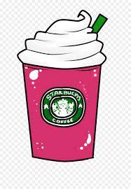 Starbucks Latte Coffee Clip Art