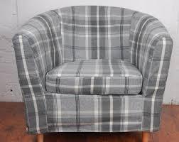 Ikea Tullsta Chair Slipcovers by Slip Cover For Ikea Klackbo Chair