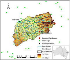Impact Of Rain Gauge Quality Control And Interpolation On Streamflow Simulation An Application To The Warwick Catchment Australia