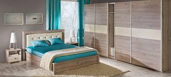 schlafzimmer komplettset kleiderschrank bett 160x200