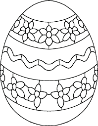 Eggs Coloring Sheets Pages Easter Printable Of Small Book Full Size