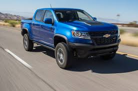 100 Gas In Diesel Truck 2018 Chevrolet Colorado ZR2 And First Test Review Motor