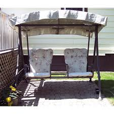 Menards Two Person Charleston Swing Replacement Canopy 271 0224