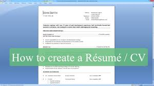How To Make A Resume On Word The Reasons Why We Love How - Grad Kaštela How To Make A Resume With Microsoft Word 2010 Youtube To Create In Wdtutorial Make A Creative Resume In Word 46 Professional On Bio Letter Format 7 Tjfs On Microsoft Sazakmouldingsco 99 Experience Office Wwwautoalbuminfo With 3 Sample Rumes Certificate Of Conformity Template Junior An Easy