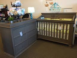 Storkcraft Dresser And Hutch by Million Dollar Baby Foothill 4 In 1 Convertible Crib And 6 Drawer