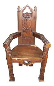 Handcarved Masonic Gothic Wood Throne Chair   Chairish Lavilla Black Masonic Temple Jaxpsychogeo Inside The Which Is On Market For 6 Million Ridgewood Lodge 146 Home Facebook Scottish Masonic Fniture Stephen Jackson Charity Foundation Of Oklahoma Irving 1218 May 2016 A Very Brief Guide To Radcliffe Hall Livery Companies And Freemasonry Chairs Living Room Bilibo Chair Wedding Tables And History Central Coast 237 San Bernardino 178