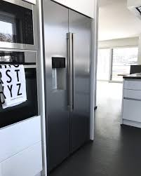 side by side side by side kühlschrank schrank küche