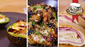 3 recettes cuisine 3 recettes rapides pour le dîner avec 3 ingrédients seulement