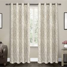 Mars Air Curtain Control Panel by Exclusive Home Curtains U0026 Drapes Walmart Com