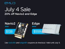 Take 20% Off Edge And Navio2 During July 4 Sale - Emlid Coupon Codes General Oz Volvo Forums Planet Box Coupon Free Shipping Uw Dominos Deals Rover Code Best Buy Memorial Day Hours Ginault Ocean 185066 Watches How To Use A Promo Code Ginault Caliber 7275 Used Land Freelander 2 Cars For Sale Jset Parking Yvr Promotion Martins Chips Chartt Wip Men Winter Jackets Belmont Jacket Blackforest