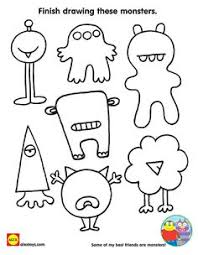 Free Printable Coloring Sheet For Kids Halloween