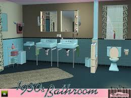 BuffSumms 1950s Bathroom Part 1