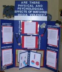 Science Fair Project Poster Board Ideas Best 25 Display
