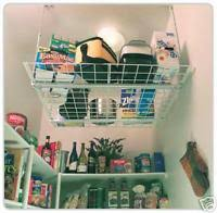 Hyloft Ceiling Storage Unit 30 Cubic Feet by Overhead Storage Garage Storage Buying Guide Ebay