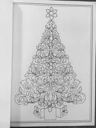 Christmas Tree Amazon Prime by Creative Haven Christmas Trees Coloring Book Creative Haven