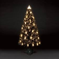 Small Fibre Optic Christmas Trees Uk by Christmas Tree Lantern Lights Home U0026 Interior Design