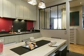 cuisine style flamand cuisines bicolores quelles couleurs choisir cuisines et bains