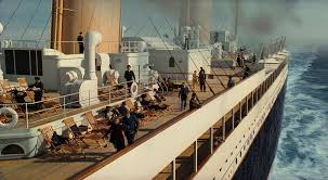 The Sinking Of The Britannic Old Version by Titanic Stories Fxguide