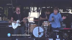 Cold War Kids Hospital Beds by Cold War Kids One Song At A Time Live From Lollapalooza 2015