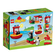 LEGO DUPLO Town Fire Boat 10591 942607 - £13.00 - Hamleys For Toys ... Lego Duplo 5682 Fire Truck From Conradcom Amazoncom Duplo Ville 4977 Toys Games City Town Fireman 2007 Sounds Lights Lego Station Funtoys 10592 Ugniagesi 6168 Bricks Figurines On Carousell Finnegans Gifts Baby Pinterest Trucks Year 2015 Series Set Fire Truck With Moving 10593 5000 Hamleys For And 4664
