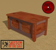 wood coffee table plans free wooden plans gun cabinet rack plans