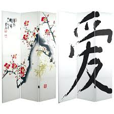 Cherry Blossom Curtain Panels by Clear Room Divider Versifolda Acoustical Hanging Curtain Dividers
