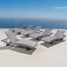 Portofino Patio Furniture Replacement Cushions by Chaise Lounges Costco