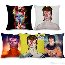 David Bowie Cushion Covers 7 Styles 45X45cm Watercolor American Rock POP  Style Portrait Home Decorative Beige Linen Pillow Case Papasan Chair Cushion Cover New Renetti Sofa Einzig Chairs Frame Blazing Needles Solid Twill 52 X 6 Sage Better Homes Gardens With Multiple Colors Wooden Pool Plunge Double In 2019 Decorating Cozy With For Unique Folding Home Cookwithocal And Space Decor Corner Nreminder Cushions Full Of Charm 16 Styles 45cm Bohemian Relief Covers Linen Bedroom Seat Decorative Pillow Kitchen Accsories Party Decoration Where To Find Buy White Post Taged