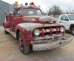 1952 Ford F-7 Big Job Fire Truck | Item B7205 | SOLD! April... 1952 Ford Truck For Sale At Copart Sacramento Ca Lot 43784458 F1 63265 Mcg Old Ford Trucks Classic Lover Warren Allsteel Pickup Restored Engine Swap 24019 Hemmings Motor News F100 For Sale Pickup Truck 5 Star Cab Deluxe F3 34ton Heavy Duty Trend 8219 Dyler Ford Panel Truck Project Donor Car Included 5900 The Hamb Bug On A Radiator Pinterest