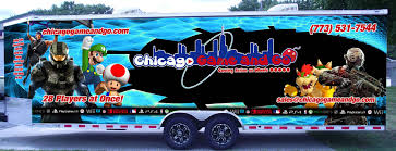 100 Video Game Truck Game Truck Game Bus Trailer In Chicago Illinois
