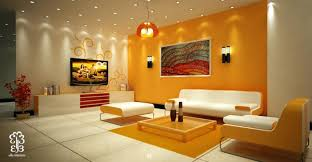 Living Room Wall Paintings For Indian Stylish Paint Ideas Walls Accent Painting Designs