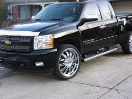 Pics Of My 2007 NBS Silverado On 24's - Chevrolet Forum - Chevy ...