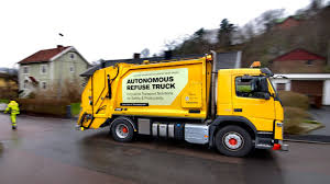 Volvo Pioneers Autonomous, Self-driving Refuse Truck In The Urban ... Truck Youtube Garbage Trucks Rule Youtube Remote Control Schedules Homewood Disposal Service Videos For Children L Best And Toys Color Learning For Kids Waste Management Of Litchfield Park At The Dump Part 2 And Dickie Recycle Toy