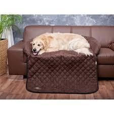 canap pour chien knuffelwuff berry protège canapé et tapis pour chien 145 x 110cm