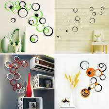After You Are Done Setting Up These Stickers On Various Walls In Your Home Now Is Time To Decorate Bedroom With Inexpensive 3D Art