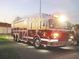 100 Deer Valley Trucking Danville Fire Company Receives New Rescue Truck Local News