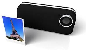 This Case Turns Your iPhone 4 Into A Polaroid Printer [Concept