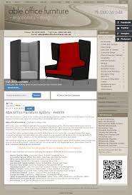 Ableofficefurnituresydney Competitors, Revenue And Employees ... Check Out These Major Deals On Three Posts Mcknight Side Safavieh Hadley Fauxleather Accent Chair Madison Park Avanti Natural Multi 2775w X 3225d 385 H Brown Transitional 832 House Ideas New Holiday Deal Alert Elizabeth Austin Axis Sofa White Seating Chairs Kitchens And Baths By Briggs Amazoncom Iscream Cards Looking Good Microbead Puff Howard Elliott Avanti Black Httpstaylorbdesigncom Daily Lraccentcharlie987x1024 Fniture Homefamily Lowest Prices Massachusetts Wts Brand New Vue Soap Dispenser Tumbler