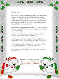 Best 25 Letter from santa ideas on Pinterest