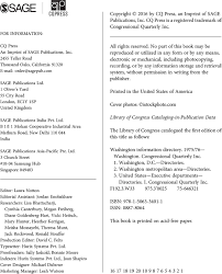 Nystrom Desk Atlas 2016 Update by Cq Press Washington Information Directory 2016 U20132017