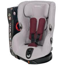 siege bebe aubert axiss housse éponge cool grey de bébé confort housses de sièges
